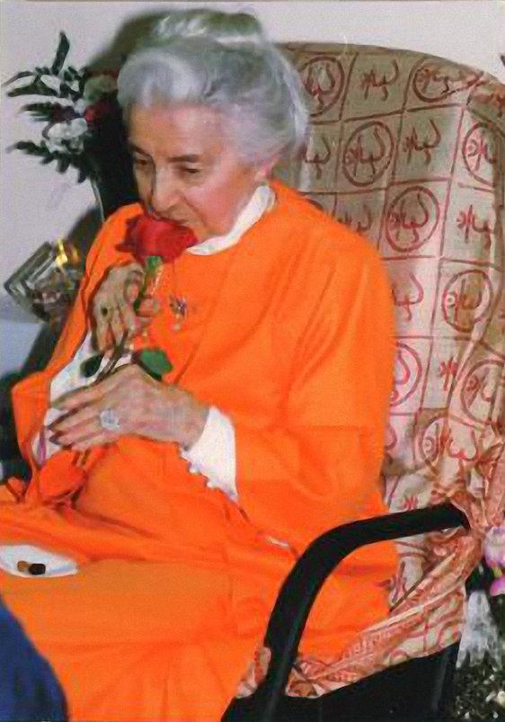Swami Sivananda Radha (1911-1995)